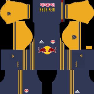 new york red bulls dls away kit 2016-2017