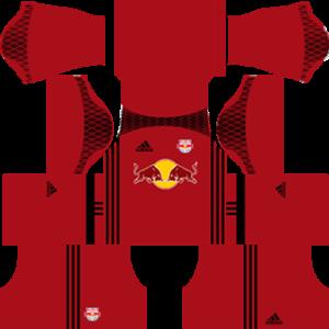 new york red bulls dls goalkeeper away kit 2016-2017