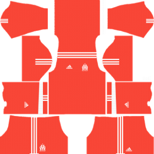 olympique marseille adidas dls goalkeeper away kit 2017-2018