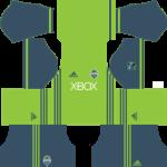 Seattle Sounders Kits 2016/2017 Dream League Soccer