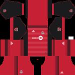 Toronto FC Kits 2017/2018 Dream League Soccer
