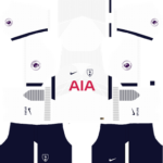 Tottenham Hotspur Kits 2017/2018 Dream League Soccer