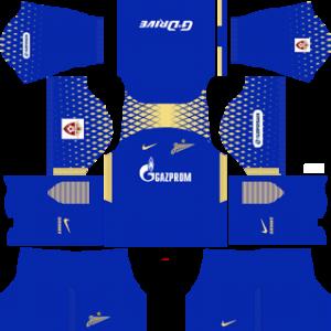 zenit st petersburg nike dls third kit 2017-2018