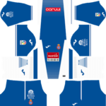 RCD Espanyol Kits 2017/2018 Dream League Soccer