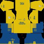 UD Las Palmas Kits 2017/2018 Dream League Soccer