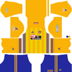 Vegalta Sendai Dream League Soccer Kits 2017/2018