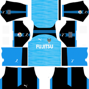 kawasaki frontale ACL dls home kit 2016-2017