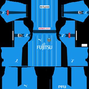 Kawasaki Frontale FC Kits 2016/2017 Dream League Soccer