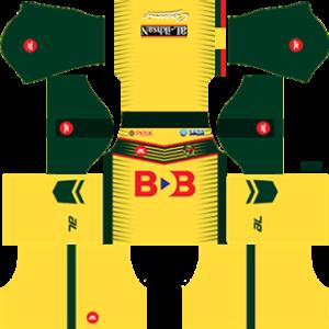 Kedah Dream League Soccer Kits 2017/2018