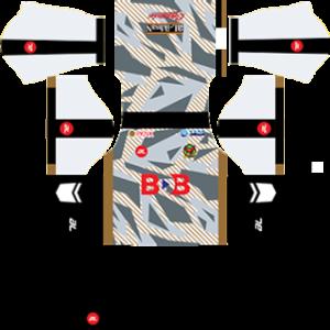 kedah dls third kit 2017-2018