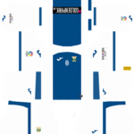 CD Leganes Kits 2017/2018 Dream League Soccer