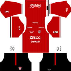 Muangthong United FC Kits 2016/2017 Dream League Soccer