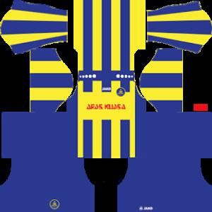 pahang dls away kit 2016-2017