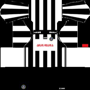 Pahang FA Kits 2016/2017 Dream League Soccer