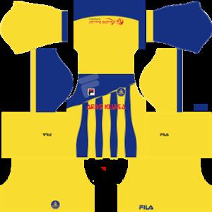 Pahang FA Dream League Soccer Kits 2017/2018