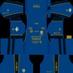 Persib Bandung Dream League Soccer Kits 2017/2018