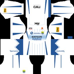 persib fc dls away kit 2016-2017