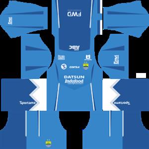 Persib Bandung FC Kits 2016/2017 Dream League Soccer