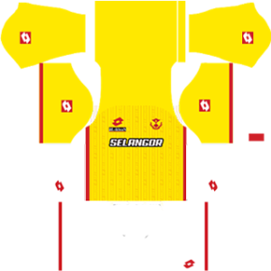 selangor dls away kit 2016-2017