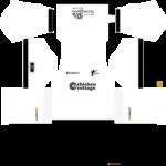 T-Team Dream League Soccer Kits 2017/2018 – DLS T-Team 2018 Kits
