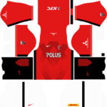 Urawa Red Diamonds FC Kits 2016/2017 Dream League Soccer – Urawa Red Diamonds FC DLS 2016/2017 Kits