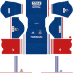 Yokohama F. Marinos Dream League Soccer Kits 2017/2018