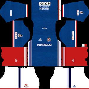 Yokohama F. Marinos Dream League Soccer Kits 2017/2018