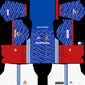 Yokohama F. Marinos FC Kits 2016/2017 Dream League Soccer