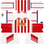 ATK FC Kits 2017/2018 Dream League Soccer
