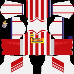 ATK FC Kits 2017/2018 Dream League Soccer