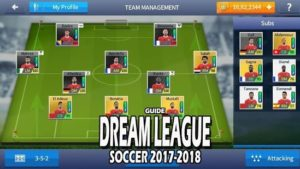 Dream League Soccer 2018 apk app for PC