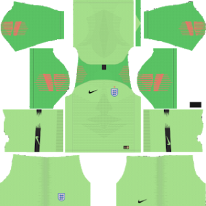 England Goalkeeper Away Kit World Cup 2018