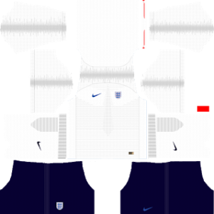 England World Cup Kits 2018 Dream League Soccer