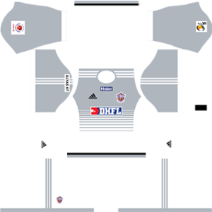 FC Pune City DLS Away Kit 2016-2017