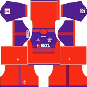 FC Pune City Kits 2016/2017 Dream League Soccer