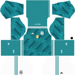 Germany World Cup 2018 Away Kit