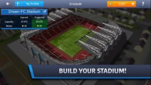 How To Build Your Custom Stadium In Dream League Soccer 2018