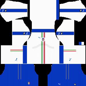 Italy DLS Away Kit 2017-2018