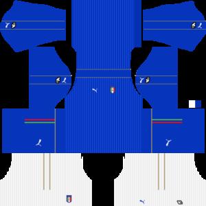 Italy Kits 2017/2018 Dream League Soccer
