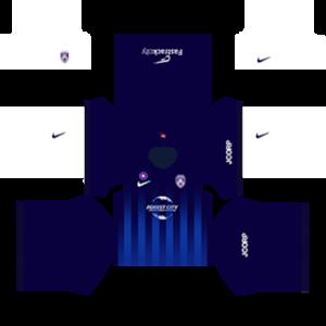 Johor Darul Takzim Special dls Third kit 2016-2017