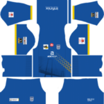 Mumbai City FC Kits 2017/2018 Dream League Soccer