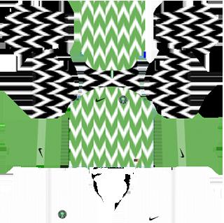 24a23c574ca Nigeria World Cup Kits 2018 Dream League Soccer