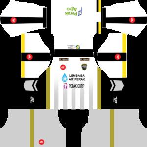 Perak FA dls away kit 2017-2018