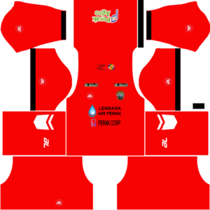 Perak FA dls goalkeeper home kit 2017-2018