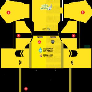 Perak Dream League Soccer Kits 2017/2018