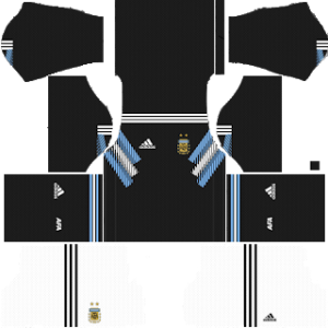 argentina 2018 world cup away kit