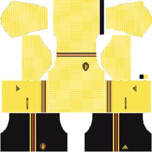 belgium 2018 world cup away kit