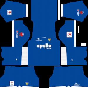 Chennaiyin FC Kits 2017/2018 Dream League Soccer