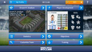 Customize Time dream league soccer