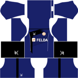 felda united dls away kit 2016-2017